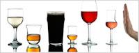 implante dentário e alcool