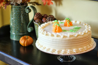 buttercream pumpkins