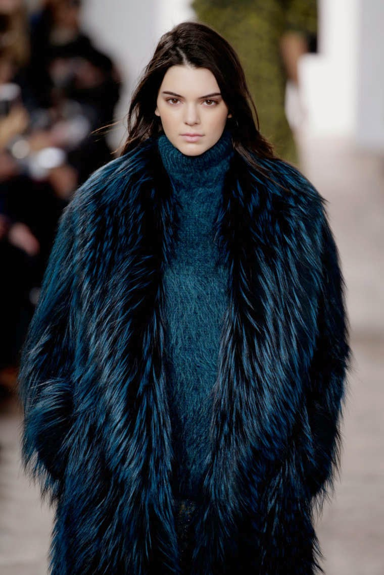 Kendall Jenner – Michael Kors Fashion Show in NYC