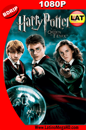 Harry Potter y la Orden del Fenix (2007) Latino HD BDRIP 1080P ()