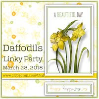 Daffodils Linky Party!