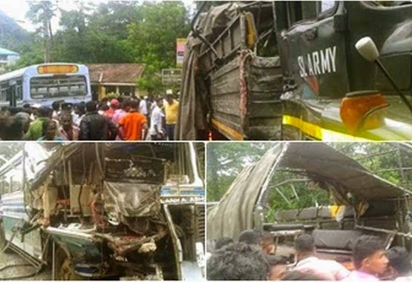 Gossip Lanka News - Rathnapura bus accident