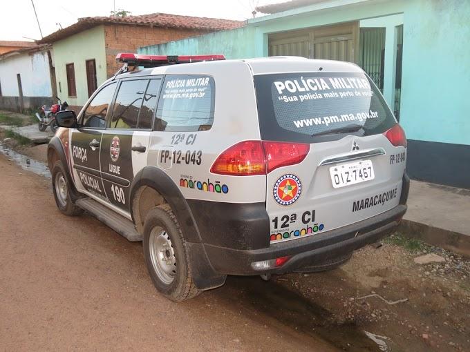 BARBÁRIE: Homem mata mulher por estrangulamento em Caxias!!!