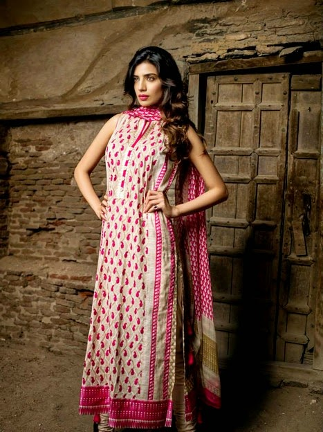 Khaadi Launched Eid Lawn Dresses