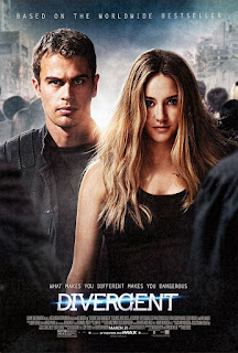 Divergent (2014) Hindi Dual Audio BluRay | 720p | 480p