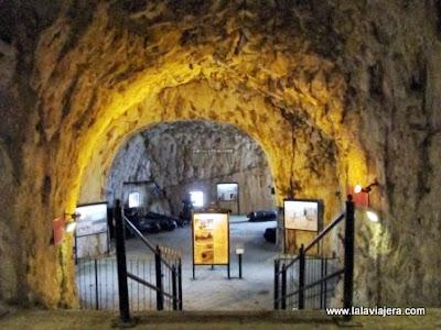Túneles del Gran Asedio, Gibraltar