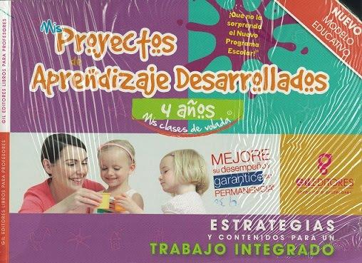 PROYECTOS DE APRENDIZAJE DESARROLLADOS