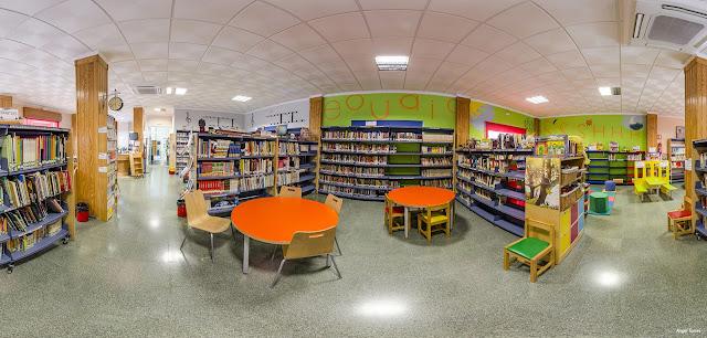 Biblioteca Pública de Valdepeñas de Jaén