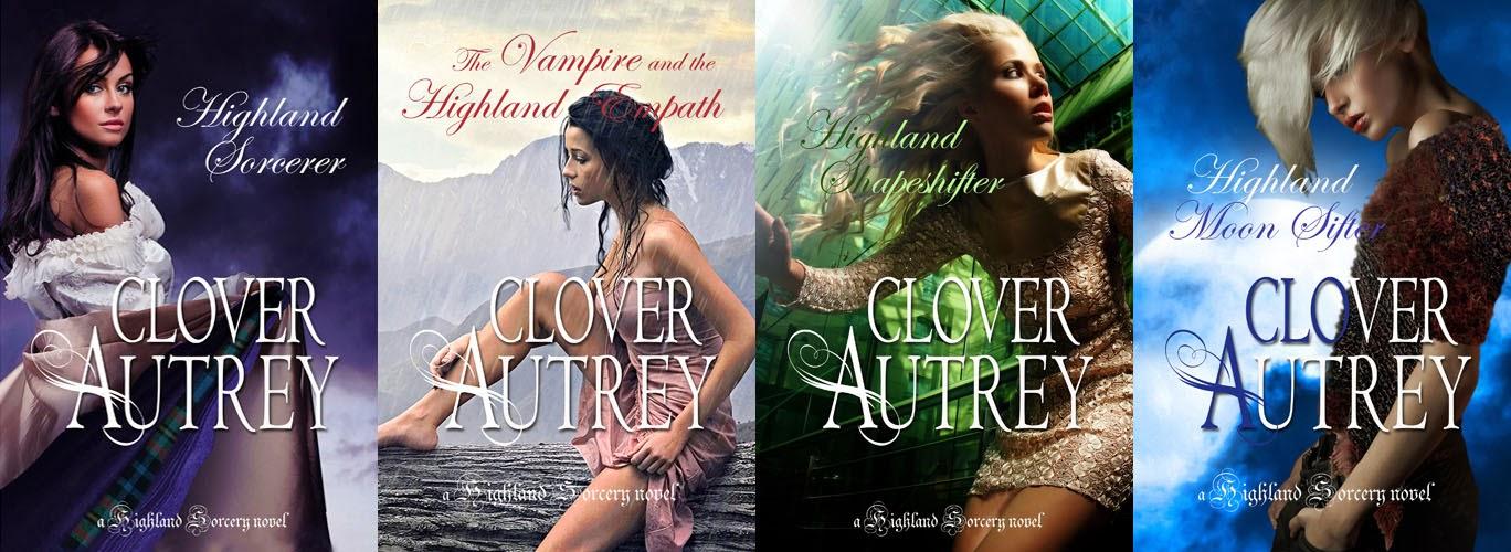 Highland Sorcery books
