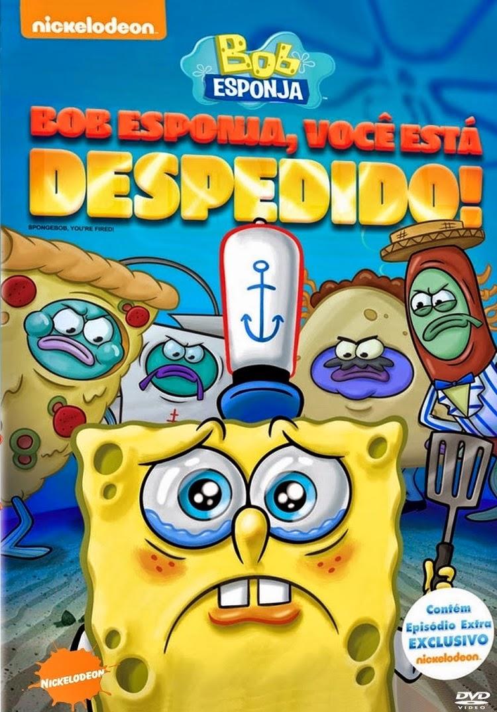 Bob Esponja, Você Está Despedido! – Dublado (2014)