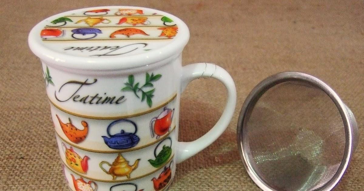 Juegos de t taza infusor teteras for Juego de tazas de te