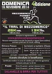 mezzomerico forest race