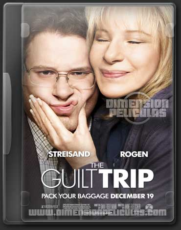 The Guilt Trip (BRRip HD Inglés Subtitulada) (2012)
