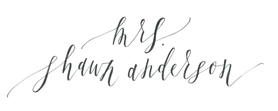 Mrs | Shawn A. Anderson