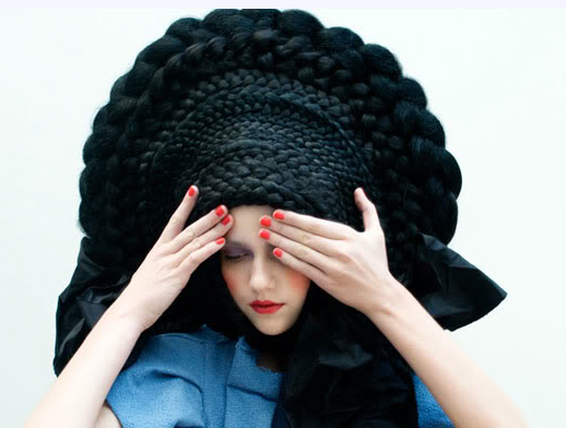 Black Fishtail Braid Hairstyles
