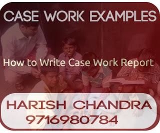 Social Case Work