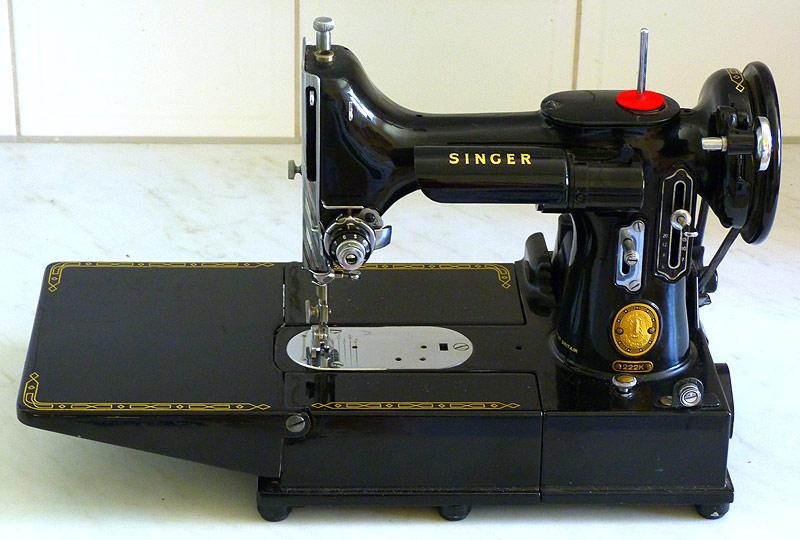 spolar till singer symaskin