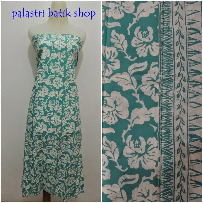 Palastri Shop  Gabriella Shop 2 kain batik cap katun halus
