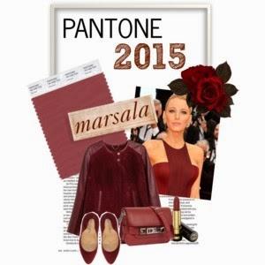 Kolor roku 2015: Marsala!