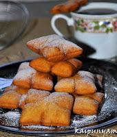 Vettu Cake / Fried Cake. Kerala Special Chayakkada Palaharam.