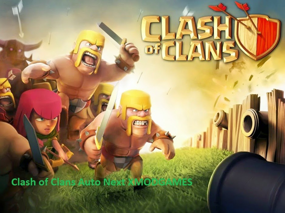 clash of clans modded apk unlimited gems