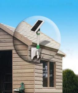 alat mengubah panas matahari menjadi Listrik