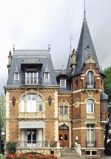 le chteau des tourelles - Chateau De Valnay Mariage