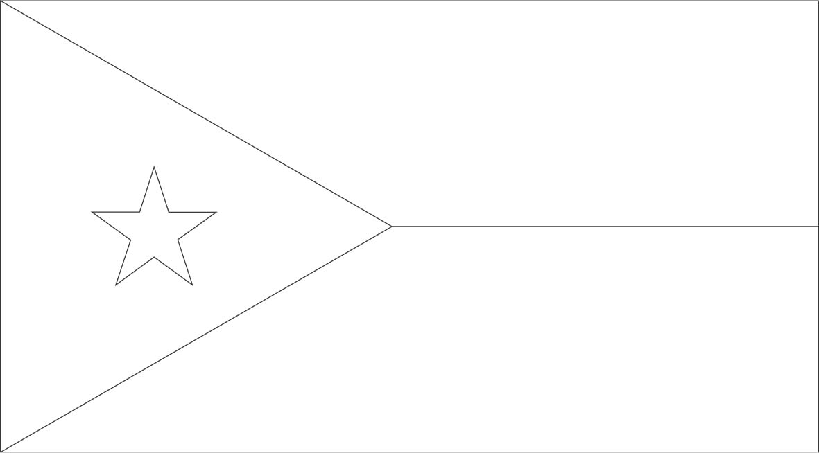 blank flag coloring page old american colony flag coloring pages american flag coloring page Blank Flag Outline  Blank Flag Coloring Page