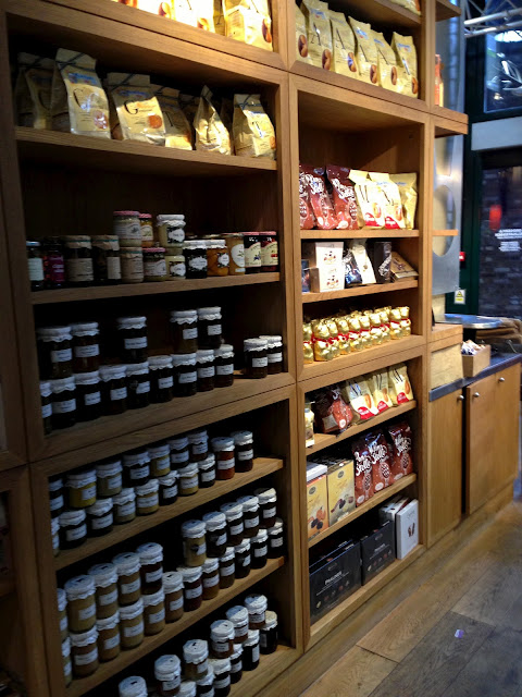 Shelves Of Preserves And More