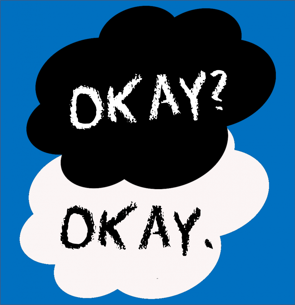 Okay Okay The Fault In Our Stars From The Movie The Fau...