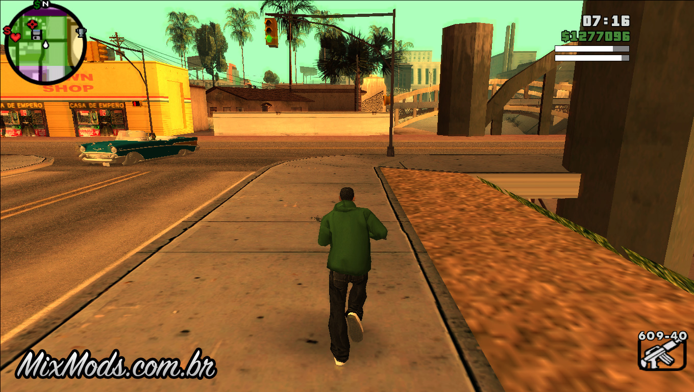 mobile hud mixmods mods para gta sa e outros. Black Bedroom Furniture Sets. Home Design Ideas