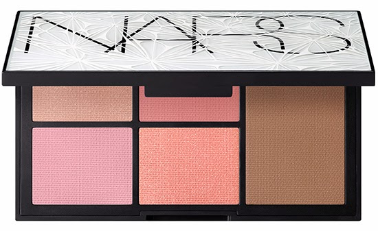 NARS Cosmetics: Laced With Edge, Holiday Gifting Collection 2014, Virtual Domination