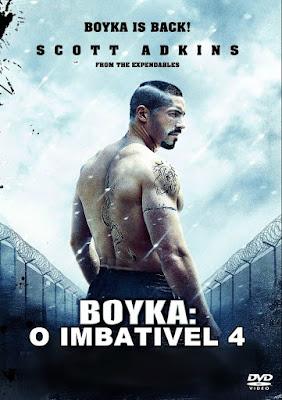 Filme Poster Boyka – O Imbatível 4