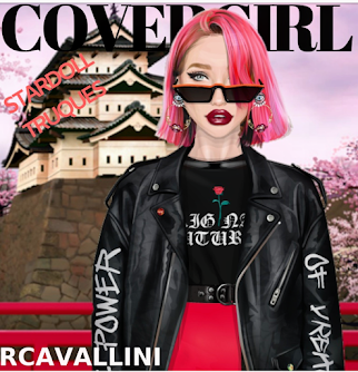 Covergirl Stardoll Truques