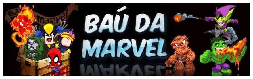 Baú da Marvel