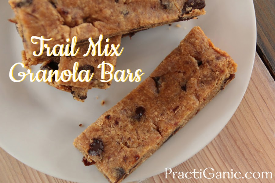 Granola Bars Trail Mix