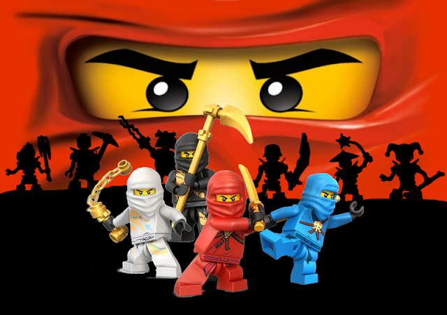 Ninjago Printables http://countrygirlhome.blogspot.com/2012/08/ninjago-birthday-party.html