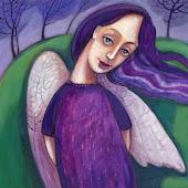 Wrzosowy Anioł