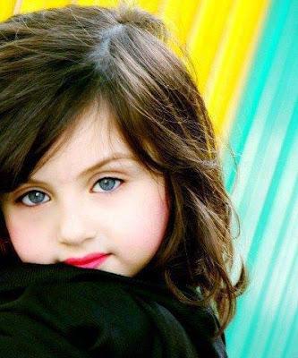 cute lovely beautiful girl child