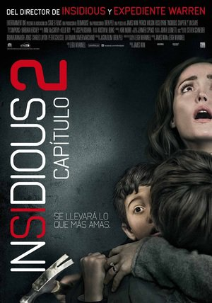 Poster Insidious: Chapter 2 2013