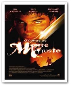 Filme O Conde de Monte Cristo Dublado Torrent
