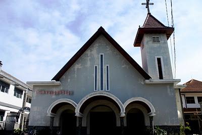 Paroki St. Petrus dan Paulus Temanggung