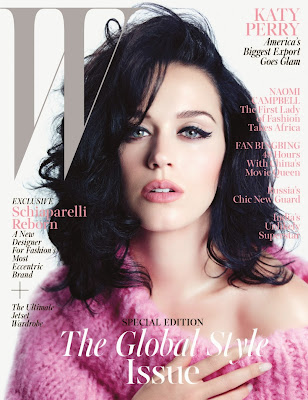 Magazine Love: Katy Perry Graces the Cover of W Magazine!