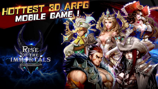Rise of The Immortals v1.6.1 Apk