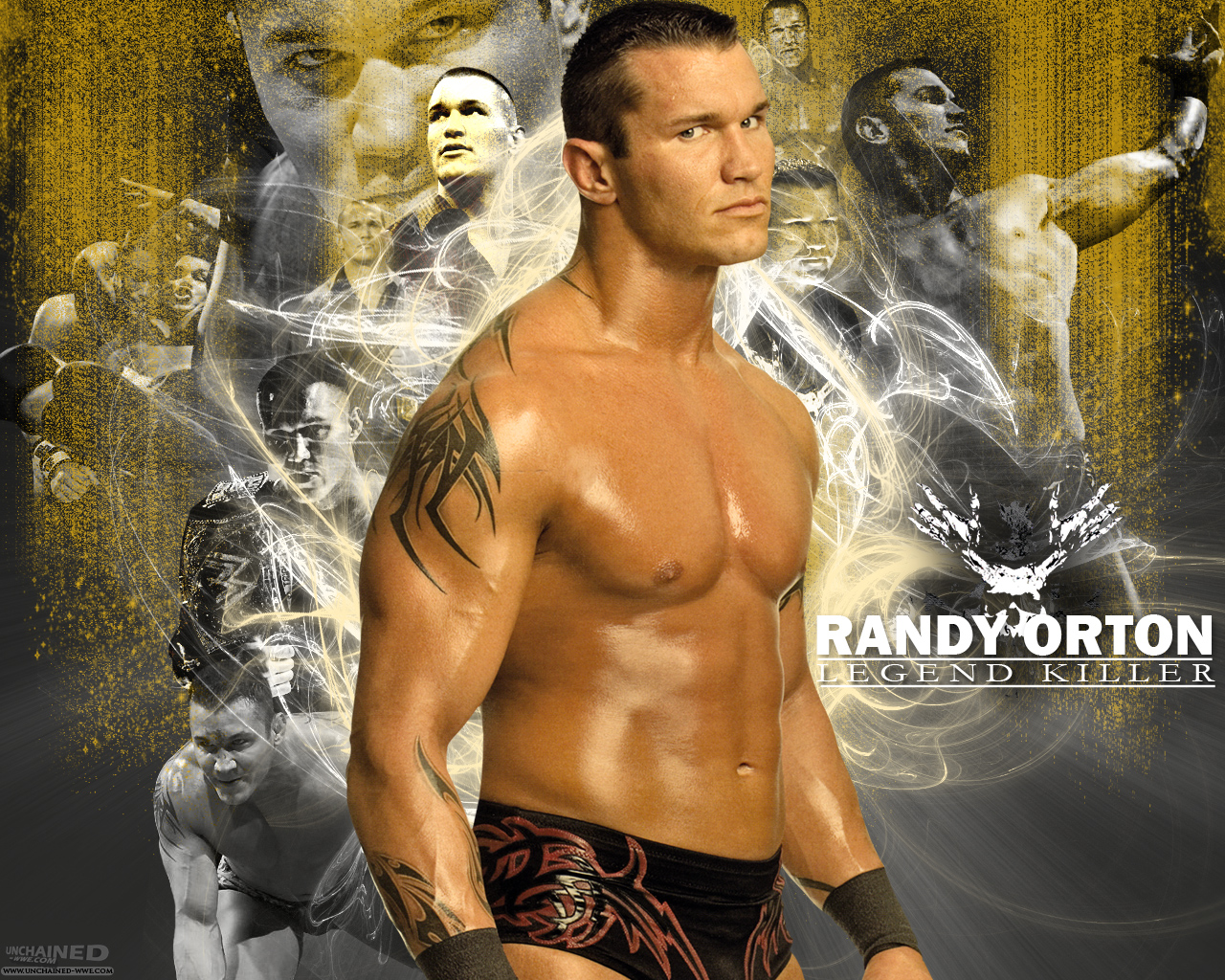 Tattos Wwe Randy Orton