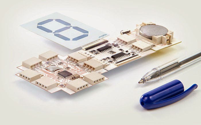 Technovault printoo the flexible diy arduino compatible kit printoo the flexible diy arduino compatible kit solutioingenieria Images