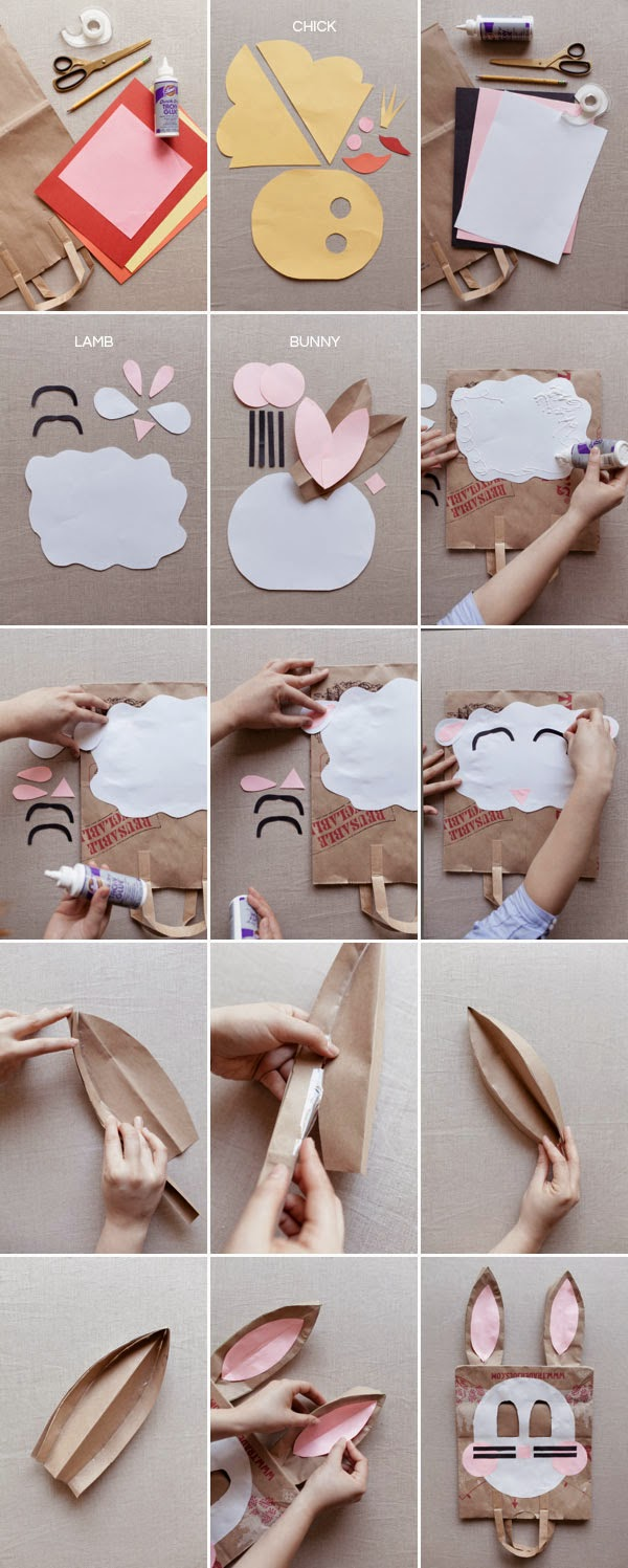 http://ohhappyday.com/2013/03/brown-sack-easter-masks-diy/