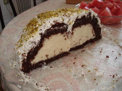 Oktay Usta Fıstıklı Köstebek Pasta Tarifi