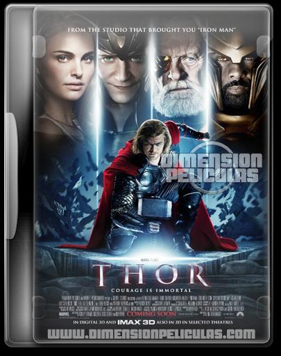 Thor (DVDRip Español Latino) (2011)