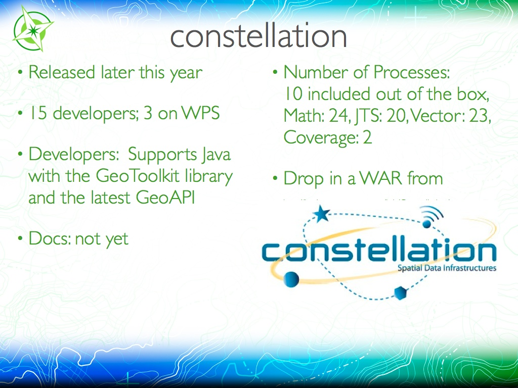 Java role in the development of the internet of things codespring - There Are No Test Results As The Constellation Project As It Under Development